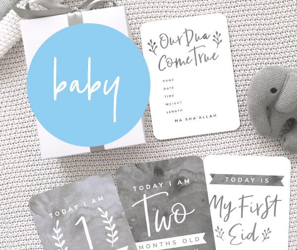 Main Baby Milestones